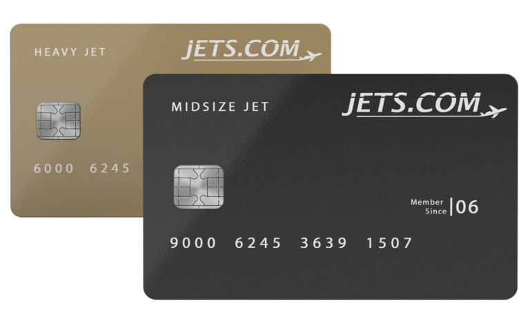 25 hour private jet card