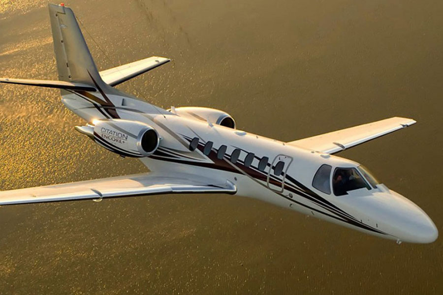 Citation Jet Family, cessna citation, citation encore