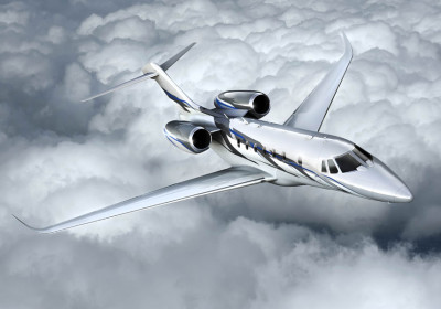 cessna citation x, citation x exterior, citation x above clouds