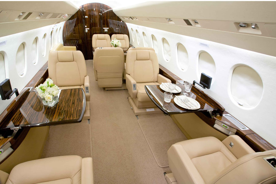 Private Jets For Rent >> Falcon 2000EX Private Jet Rental | Private Jet Charter | Jets.com