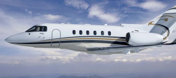 Hawker 800XP/900XP exterior, Hawker 800 in flight