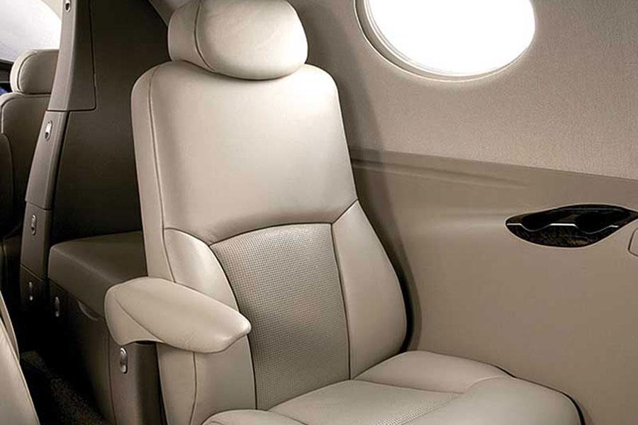 Cessna Citation Mustang Interior, Cessna Mustang Seating
