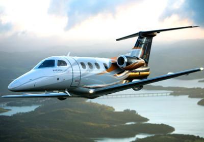 Embraer Phenom 100 exterior, Phenom 100